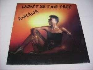 Won't set me free
