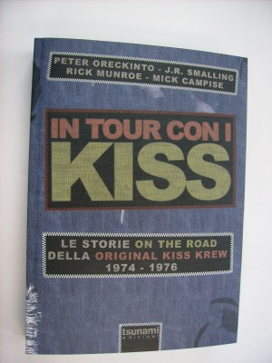 In tour con i Kiss