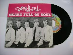 Heart full of soul / Steeled blues (RE)