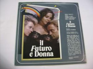Il futuro e' donna (Ivan Cattaneo / Gianni Togni)