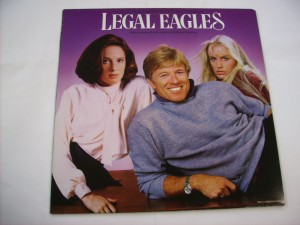 Legal eagles (Steppenwolf)