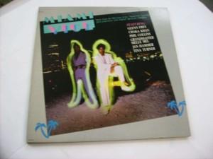 Miami Vice (Glenn Frey) (cut-out sleeve)
