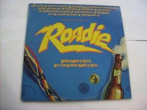 Roadie (2) (CUT-OUT SLEEVE) (ALICE COOPER / PAT BENATAR)