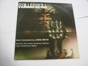 Rollerball (RE) (Andre Previn)