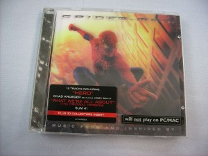 Spiderman (Chad Kroeger / Sum 41)