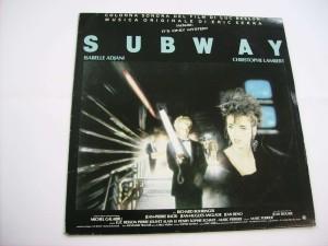 Subway (Eric Serra)