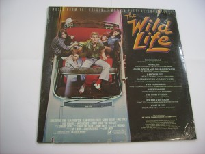 The wild life (cut-out sleeve) (Bananarama / Andy Summers)