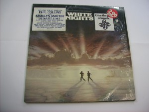 White nights (cut-out sleeve) (ROBERT PLANT)