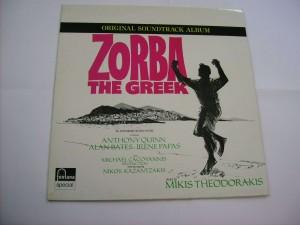 Zorba the greek (RE) (Mikis Theodorakis)