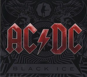 Black ice (2LP)
