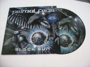 Black sun (LP PDK)