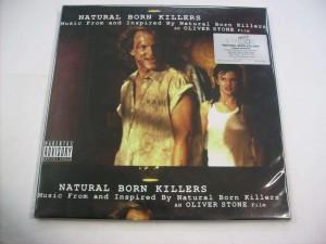 Natural born killers (2LP) (RE) (Bob Dylan)