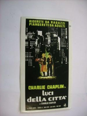 by Charlie Chaplin