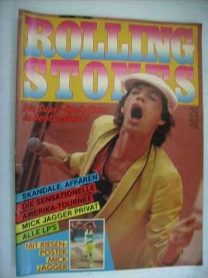 Die super rock stars in Deutschland !
