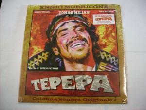 Tepepa (Ennio Morricone) (CLEAR ORANGE VINYL)