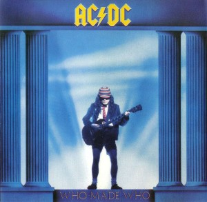 Who made who (REM.)
