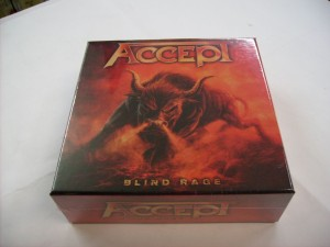 Blind rage (BOXSET LTD. ED.)