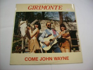 Come John Wayne