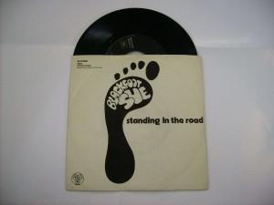Standing in the road / Celestial plain