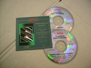 Festliche Maersche & Ouvertueren (2CD)