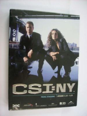 Prima stagione : Episodi 1.13 - 1.23 (3 DVD)