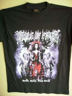 T-shirt - Darkly