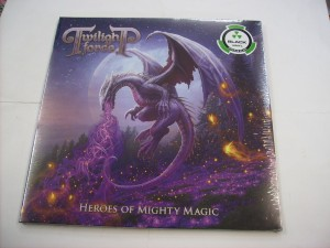 Heroes of mighty magic (2LP) (BLACK VINYL)