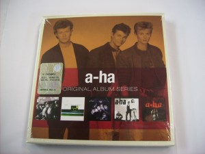 Original album series (5CD)