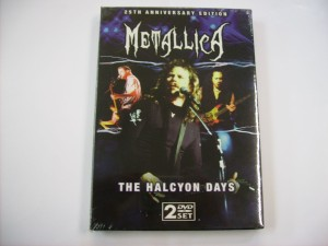 The Halcyon days (2DVD)