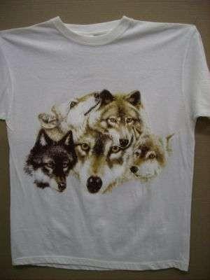 T-shirt lupi
