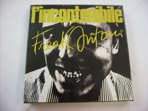"L'incontenibile Freak Antoni (5x7"" BOXSET)"