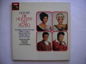 Die Hochzeit Des Figaro -Staatskapelle Dresden - Otmar Suitner (3)
