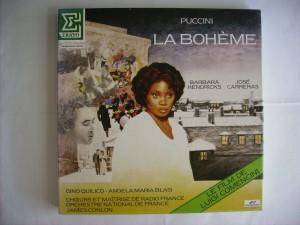 La Boheme - Orchestre National De France - Barbara Hendricks - Josè Carreras (2)