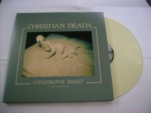 Catastrophe Ballet (WHITE VINYL)