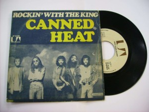 Rockin' with the king / I don't care what you tell