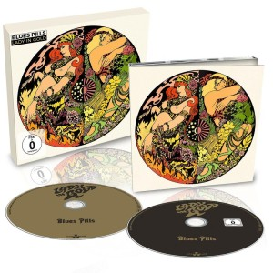 Lady in gold (CD+DVD)