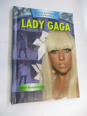 Lady Gaga by Heidi Krumenauer