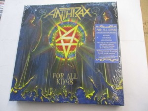 For all kings (2LP+2CD BOXSET)