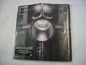 Brain salad surgery / Excerpts from Brain salad surgery (CLEAR VINYL)