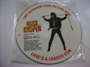 "Love's a loaded gun (12"" PDK)"