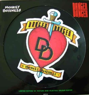 "Monkey business (12""PDK)"