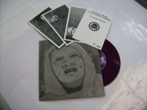 Peaceful snow (Totentop version) / The maverick chamber (Totentop version)