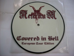 Covered in hell (European Tour Edition)