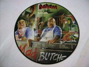 Mad butcher / Sentence of death (LP PDK)