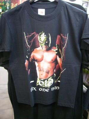 Rey Mysterio 6-1-9