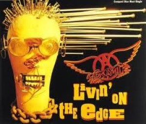 Livin' on the edge - 4 tr.
