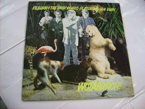 Wotabunch! Kilburn + The High Roads Featuring Ian Dury