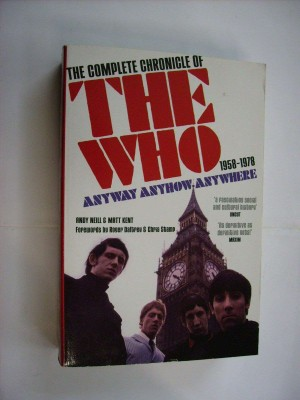 The complete chronicle of The Who