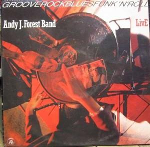 Live - Grooverockbluesfunk'n'Roll