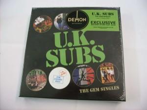 "The GEM Singles (8x7"" BOXSET)"